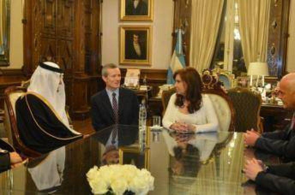 Culmina un año de consolidación de relaciones entre Argentina y el mundo árabe e islámico