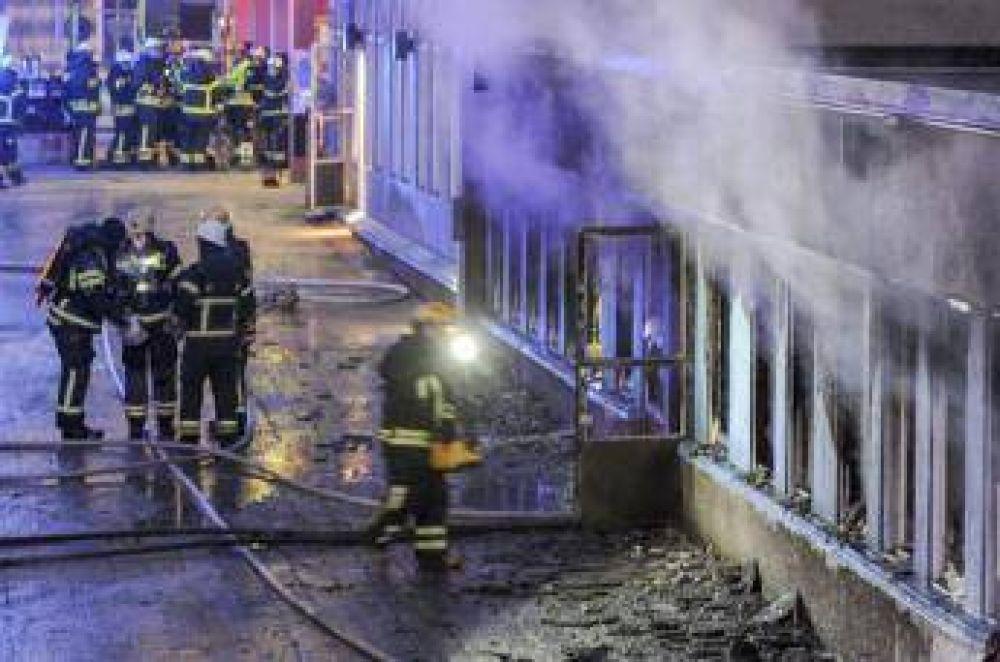 Segundo incendio en una mezquita de Suecia en cuatro días