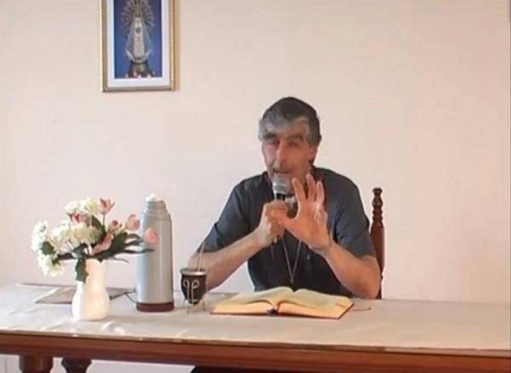 Mons. D'Annibale exhorta a llevar a Jesús a los demás