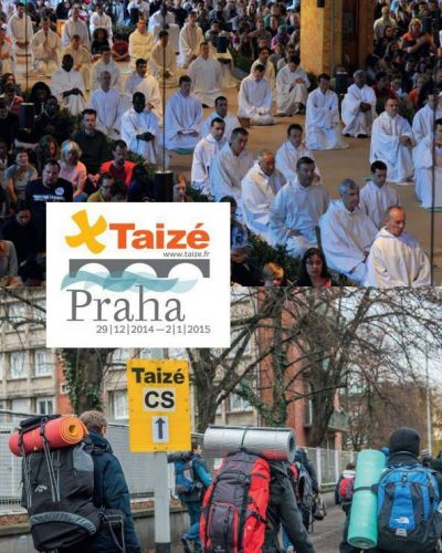 Francisco anima a los jóvenes de toda Europa, reunidos por Taizé en Praga, a entregarse como María
