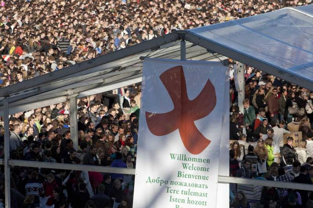 Francisco al encuentro de Taizé: los jóvenes nos impulsan al ecumenismo