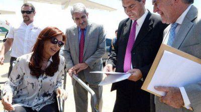 Cristina Kirchner recibió permiso de los médicos y viajó al sur
