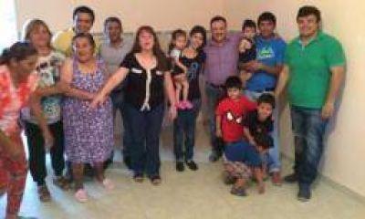 Quintela destacó aporte municipal a lucha contra déficit habitacional