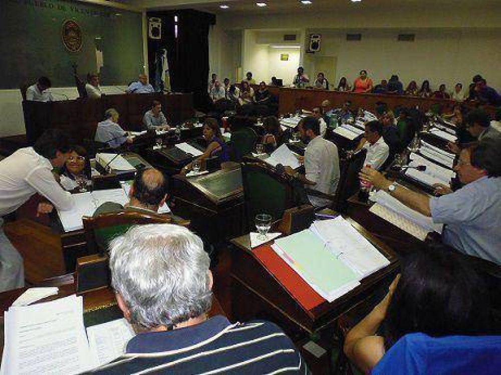 Vicente López aprobó el Presupuesto para 2015