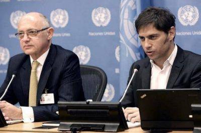 El diseño de un nuevo marco legal para la quiebra de países avanza a paso firme
