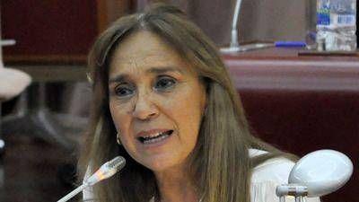 """""""Ica"""" Martínez está dispuesta a integrar la fórmula con Buzzi"""