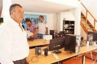 Hugo Güida juró como nuevo secretario de Servicios Públicos