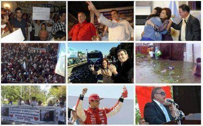 Los hechos que marcaron el 2014 en Pilar