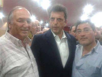 Hernández y Robledo participaron de un encuentro nacional del Frente Renovador