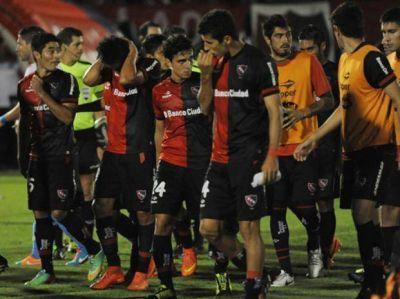 Newell's: El equipo del Parque Independencia no alcanzó los objetivos