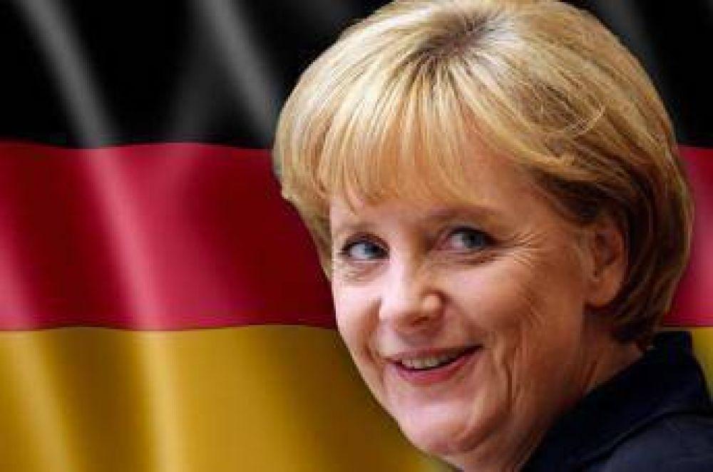 Merkel condena la islamofobia en mensaje de fin de año