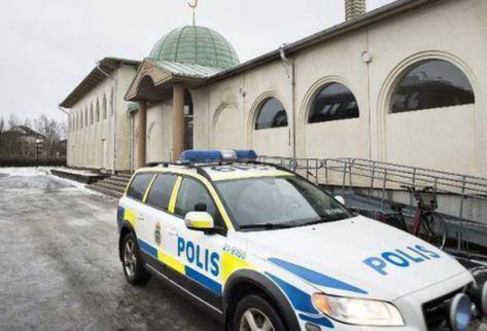 Tercer ataque contra una mezquita en Suecia en ocho días