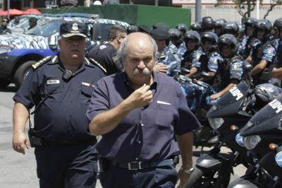 """Granados pidió """"no hacer política con la seguridad"""""""