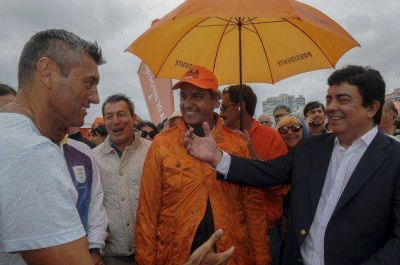 Goycochea se sube a la Ola Naranja: será candidato a intendente de Vicente López