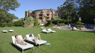 Los hoteles de lujo de Pinamar se llenaron con la gente que antes viajaba al exterior