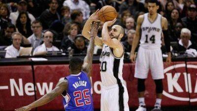 NBA: San Antonio Spurs del bahiense