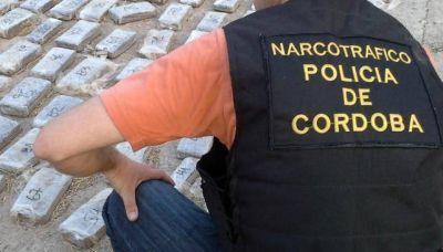 San Francisco: detienen al encargado de Drogas Peligrosas y a un subalterno