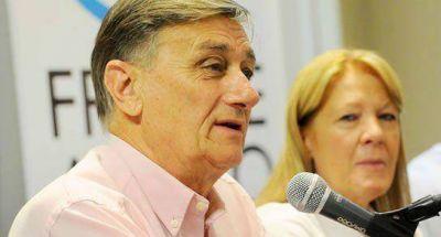 Binner lanza su precandidatura a presidente