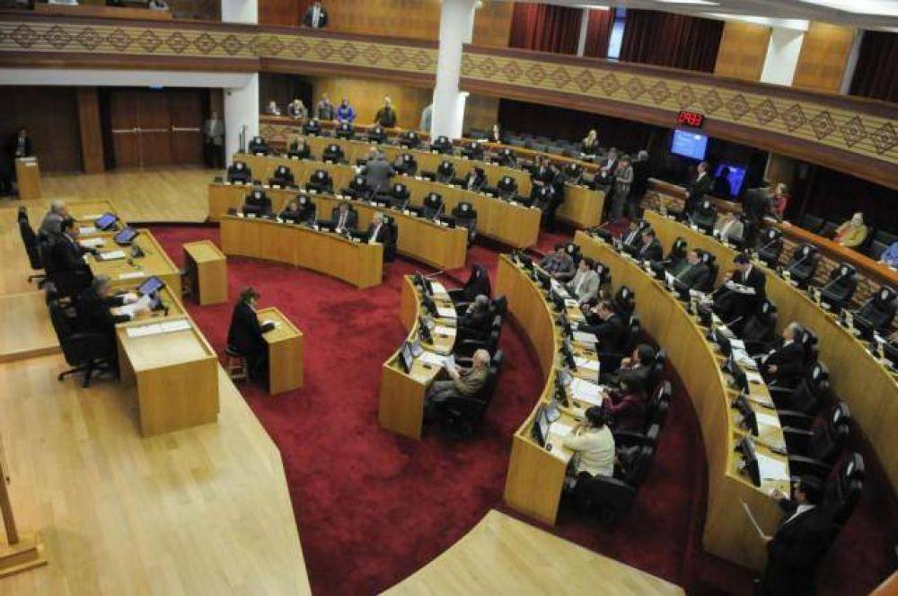 La Legislatura aumentó su producción en 2014, pero con proyectos enviados por el Ejecutivo