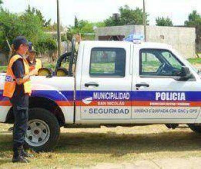 Escapó de un control policial y lo apresaron en Ramallo