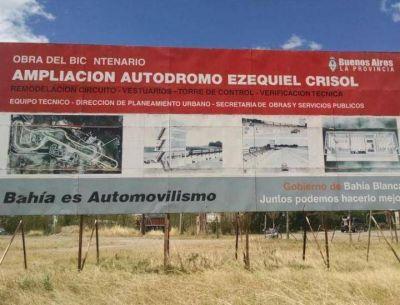 Empleados de Comercio también está en contra del cartel de obra del Autódromo