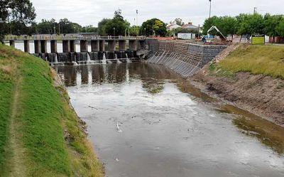 En 2015 continuarán las obras hidráulicas en el arroyo