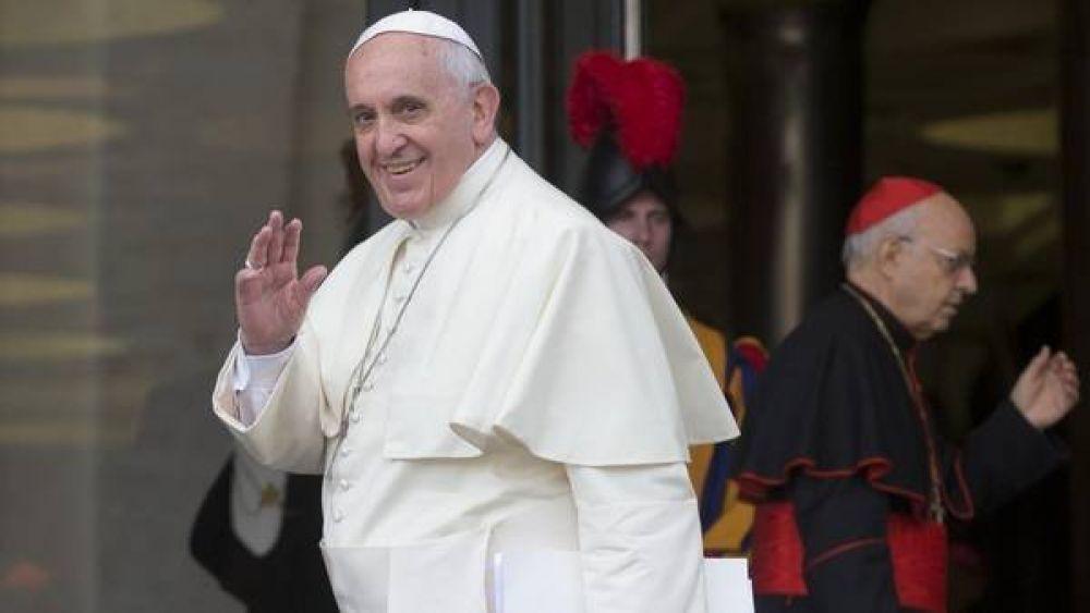El Papa inicia un año clave: cierra la primera etapa de su pontificado