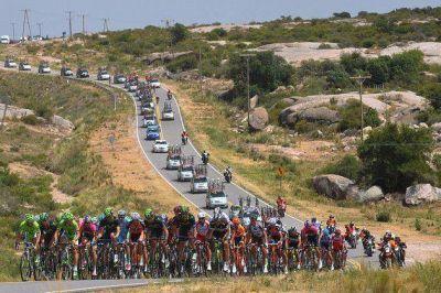 Los lugares por dónde los ciclistas transitarán los 948,2 kilómetros
