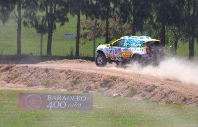 Una fiesta del automovilismo mundial con Baradero como protagonista