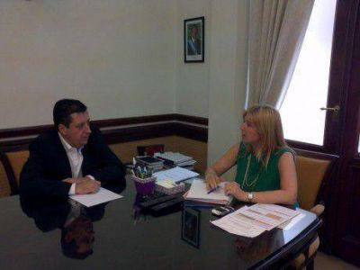 Néstor Álvarez confirmó espectáculos y habló de obras para su distrito