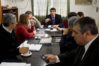 El municipio no descarta el veto al Presupuesto del CD capitalino