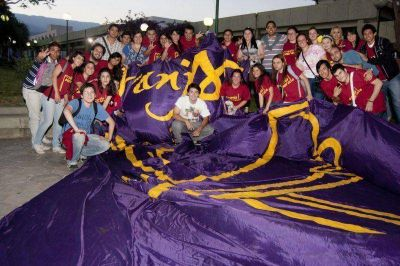 Estudiantes responden al diputado Isauro Molina