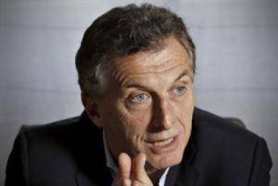 Macri baja a su candidato y apoya a la UCR en Mendoza