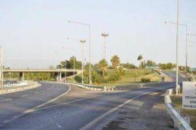 Dos autopistas junto a la segunda circunvalación