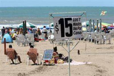 En los sitios turísticos, los precios siguen de cerca la inflación