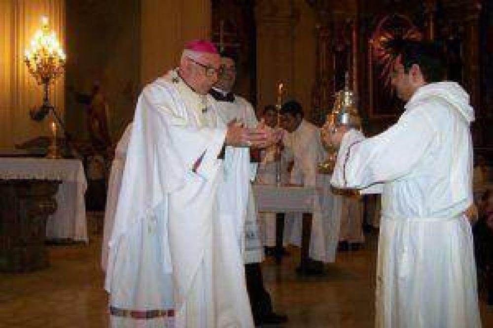 ¿Quién es Luis Villalba, el cardenal argentino nombrado por Francisco?