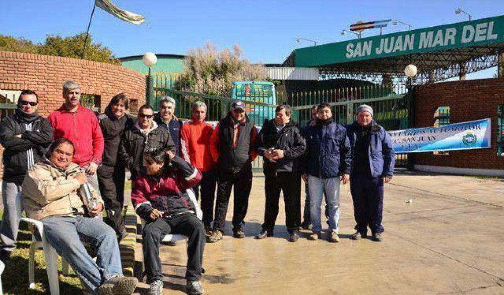 Principio de acuerdo con los empleados de San Juan – Mar del Plata