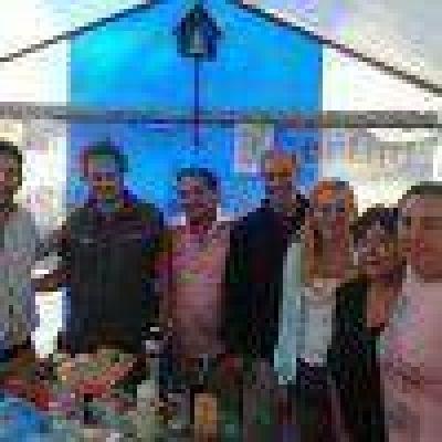 Visita y apoyo a la autonomía de Quequén