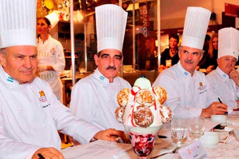 Homenaje: Crean un helado sabor Papa Francisco