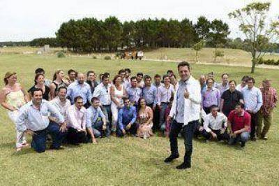 """La """"generación"""" Massa se reunirá en Santa Cruz"""