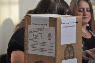 Se elegirán 212 cargos en Santa Cruz en 2015