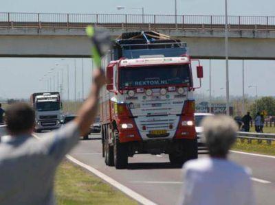 Dakar 2015: un día bien argentino y bien rosarino en el paso del rally por la región