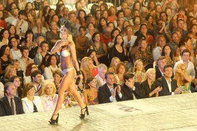 Mar del Plata Moda Show al amparo de una noche ideal