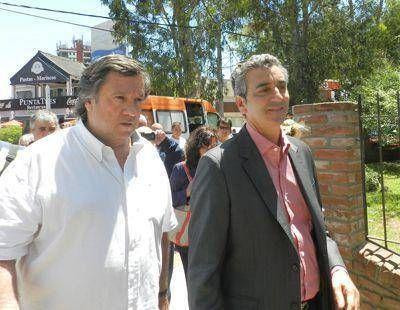 Randazzo presentó la SUBE para el transporte de Villa Gesell