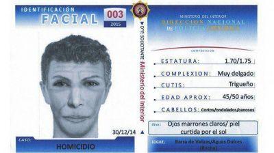Detuvieron a tres personas por el crimen de Lola Chomnalez y buscan al hombre del identikit