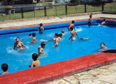 Inauguraron la colonia de vacaciones municipal en Juana Koslay