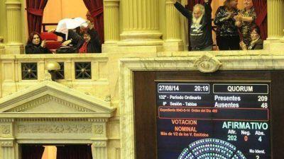 Diputados nacionales entrerrianos tuvieron asistencia casi perfecta en 2014