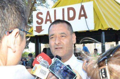 """Larrañaga dice que si Torroba se presenta como candidato a intendente """"va a perder otra vez"""""""