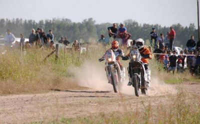 Jorge Lacunza finalizó la segunda etapa Córdoba - San Juan