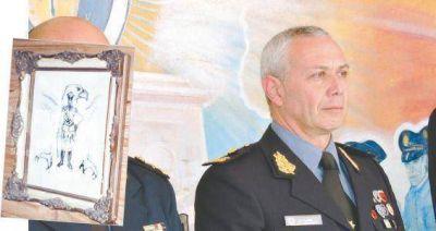 En Santa Fe crece el esc�ndalo por la designaci�n de un jefe policial nazi